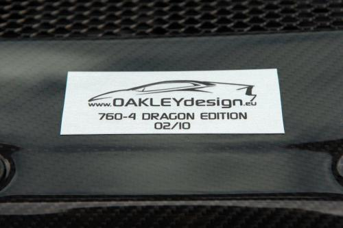 Oakley Design Lamborghini Aventador LP760-4 Dragon Edition - 79006