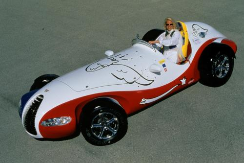 Rinspeed Mono Ego (1997) - picture 8 of 9
